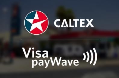 Caltex Visa payWave