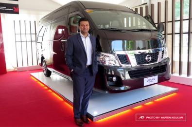 Nissan NV350 Urvan Premium