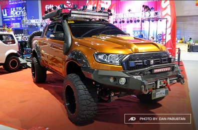 Not your typical Ford Ranger Wildtrack