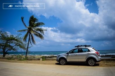Summer destinations SUV