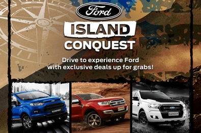 Ford Island Conquest goes to Marikina and Pampanga.