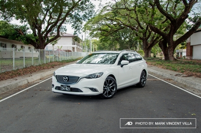 2017 Mazda6 Sports Wagon