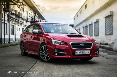 Review Subaru Levorg