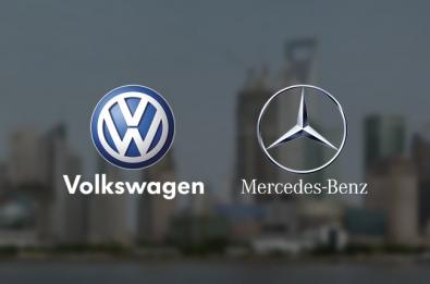 Volkswagen Mercedes-Benz