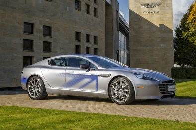 Aston Martin Electric