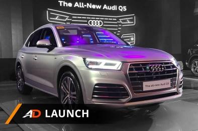 All-new Audi Q5 Launch