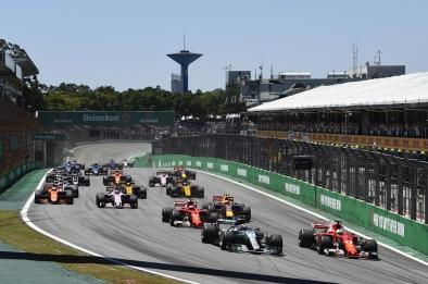 Formula 1 Brazilian Grand Prix