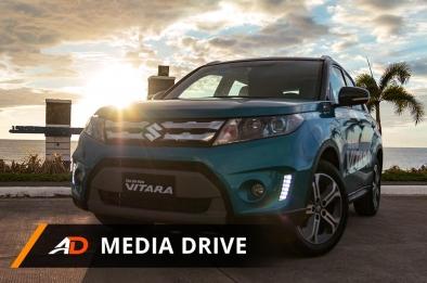 2018 Suzuki Vitara Media Drive