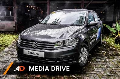 Volkswagen Santana Drive