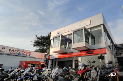 BMW Motorad - MotorAce Dealership Cavite