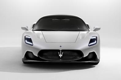 The Maserati MC20 marks the brand's comeback to the supercar segment