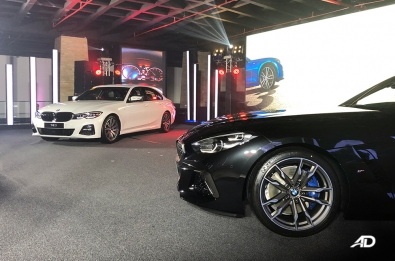 The Philippine market finally gets the updated BMW 3 Series and all-new Z4.