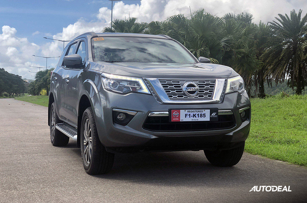 2018 Nissan Terra Review