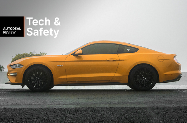 2019 Ford Mustang GT Technology & Safety Review