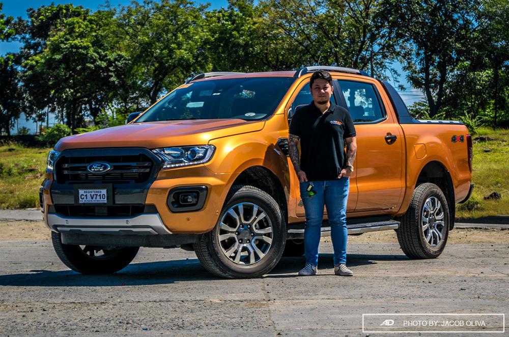 2019 Ford Ranger Wildtrak Biturbo Review