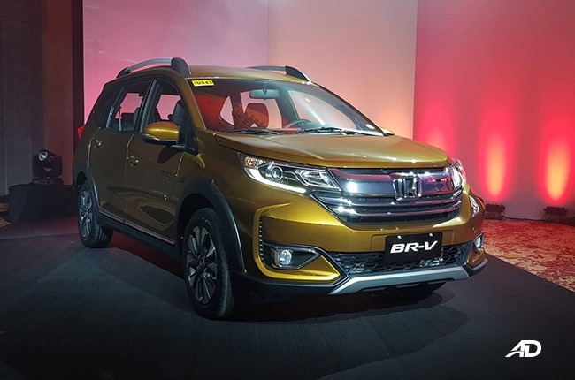 Refreshed 2019 Honda BR-V rekindles position in the Philippines