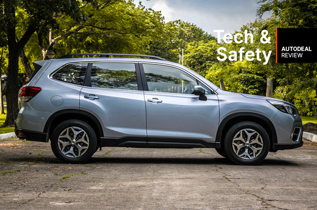 2019 Subaru Forester Technology & Safety