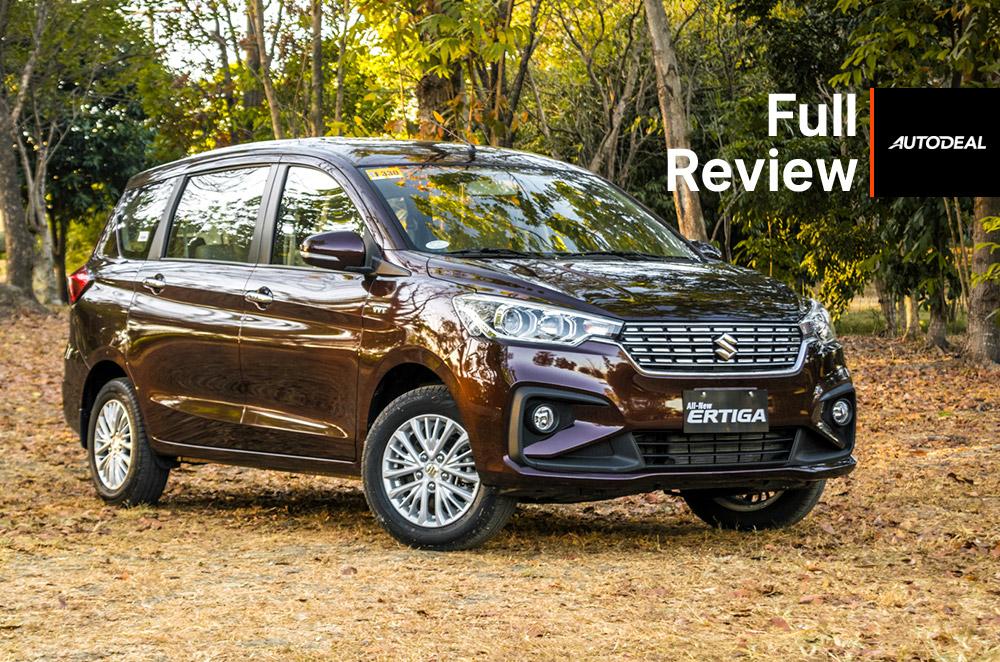 2019 Suzuki Ertiga Review Philippines