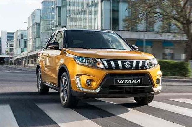 2020 Suzuki Vitara refresh