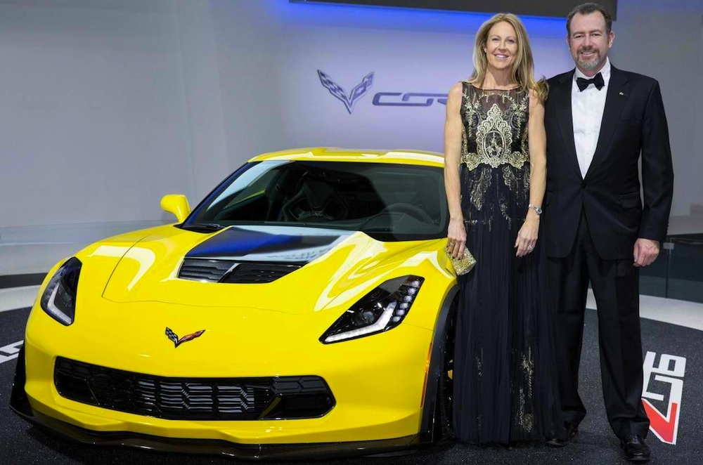 Chevrolet Corvette Z06 Auction to Benefit Karmanos Cancer Institute