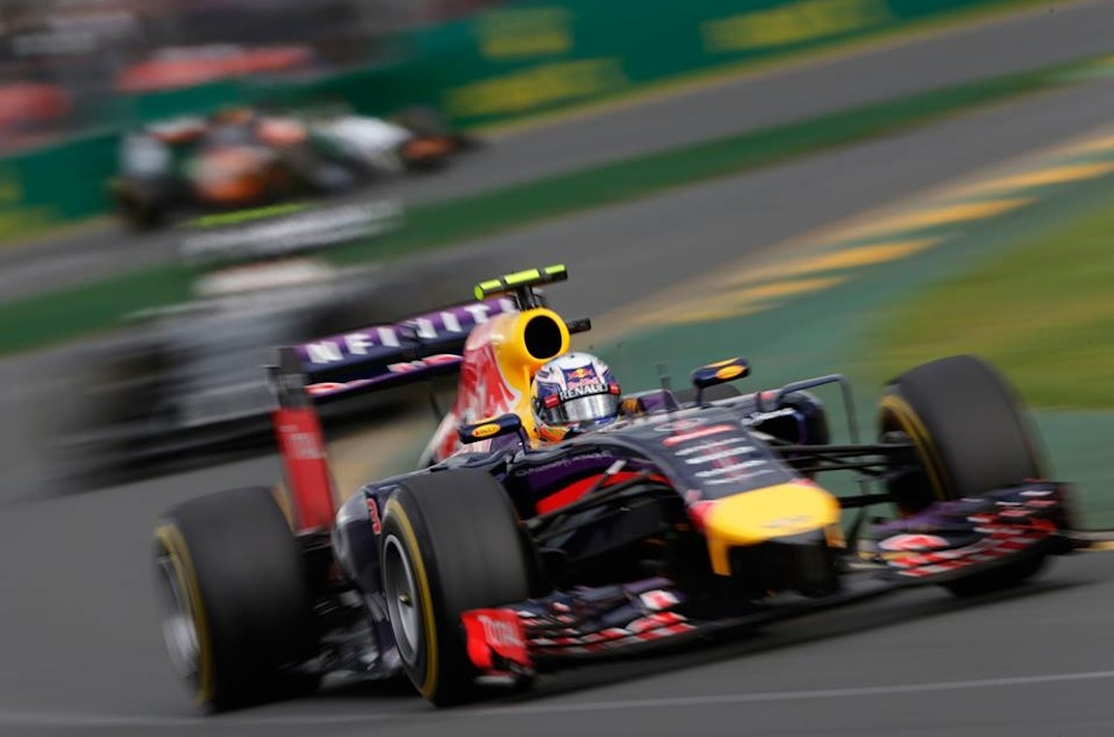 Ricciardo stripped of points in season-opener