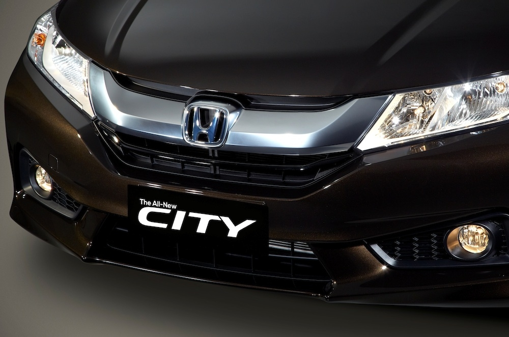 Touch Tomorrow with the all-new Honda City