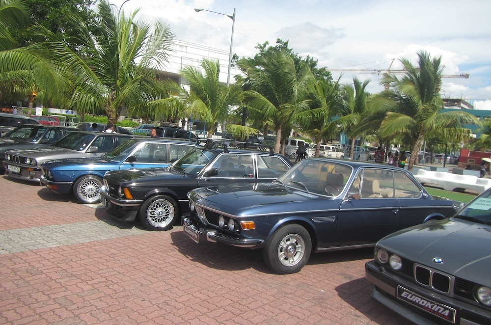 BMFest 2014: An All-BMW Car Display