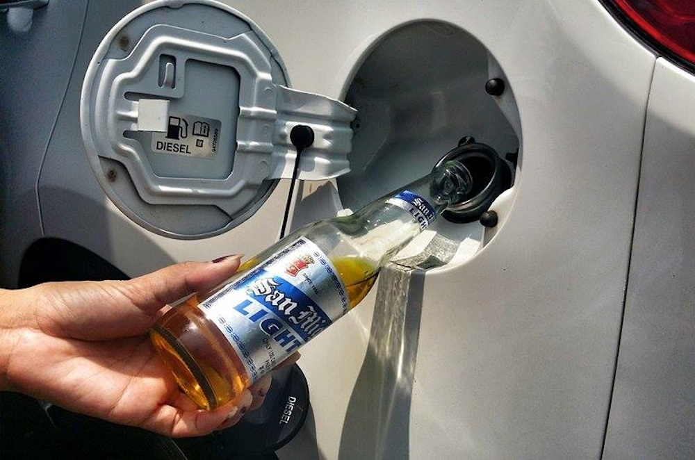 The Problem With The Drunk Driving Act.