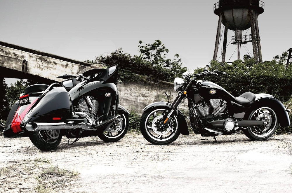 Victory Motorcycles will soon be cruising into the Philippines.