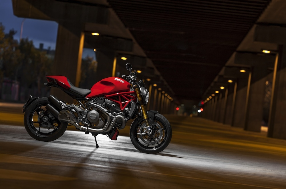 Ducati Monster 1200 Philippine Launch