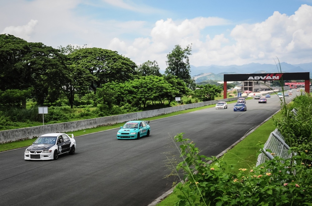 Floored On Fourth: 2014 Yokohama Phil. GT Championship Rd.4 Preview
