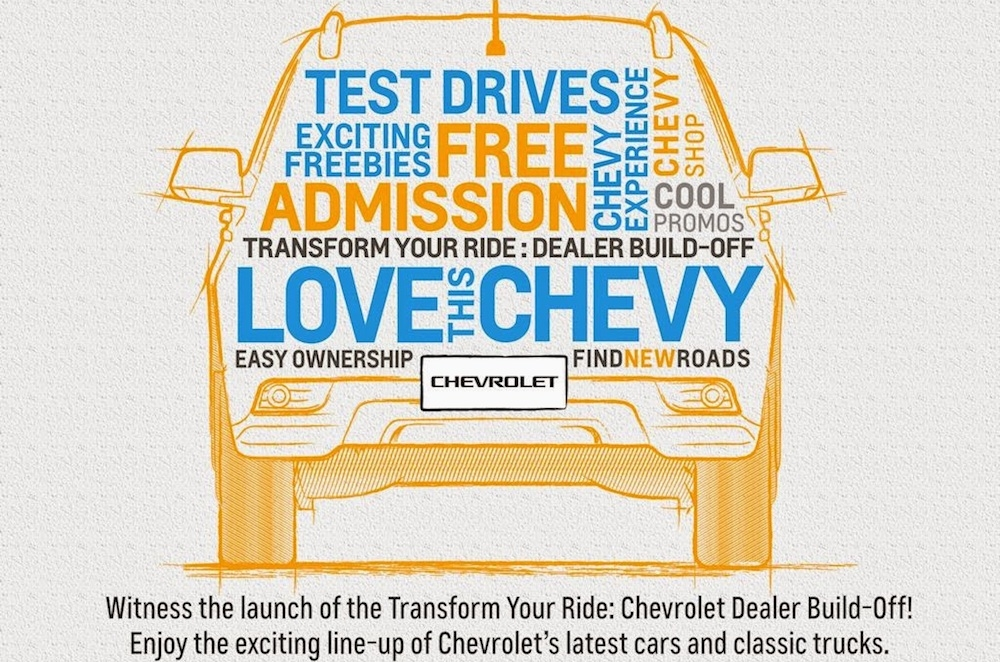Sneak Peek: The 2014 Chevy Motorama