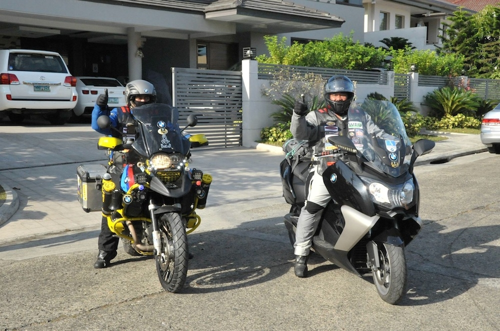 The 10th BOSS IronMan Motorcycle Challenge