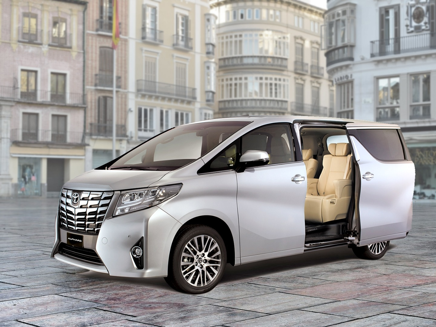 Toyota Motor Philippines launches all-new Alphard for 2015