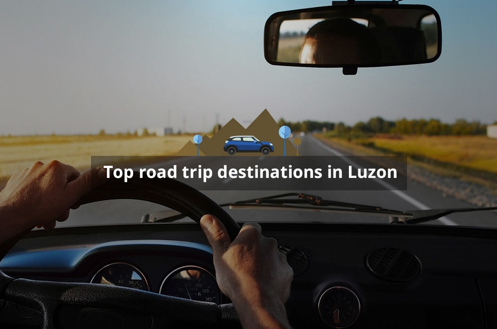 Top 5 road trip destinations in Luzon for summer