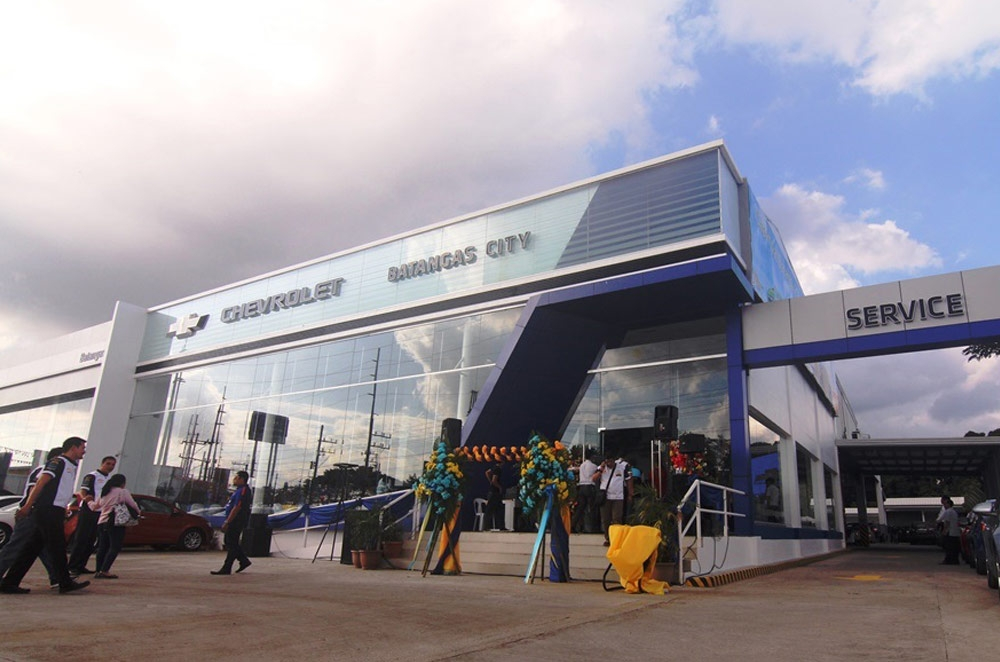 Chevrolet Ph expands dealership network with Chevrolet Batangas