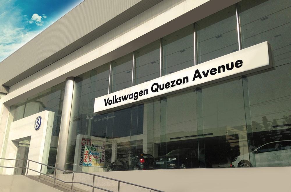 Volkswagen Philippines opens newest showroom in Quezon Avenue