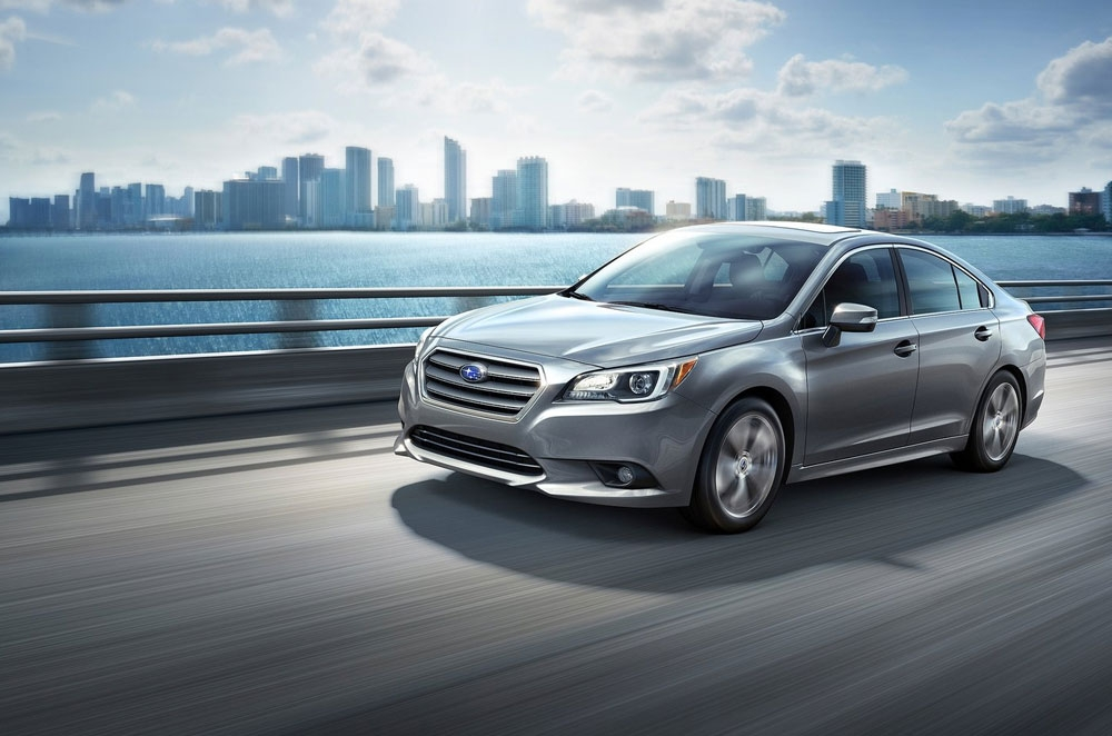 Subaru opens reservation for all-new Legacy and Outback; Adds in-car package for Forester
