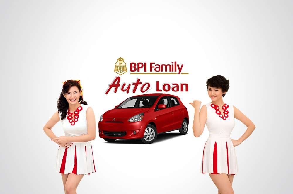 BPI Family Auto Loan offers FREE 1 month amortization at MIAS