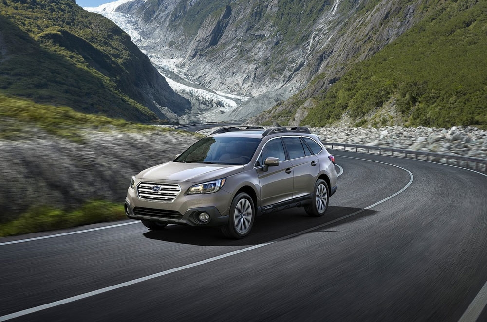 MIAS 2015: Subaru unwraps all-new Outback crossover