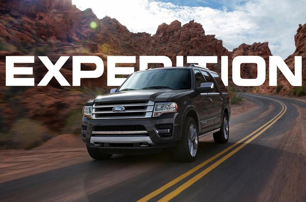 MIAS 2015: Ford's new Expedition Platinum gets EcoBoost power and more luxuries