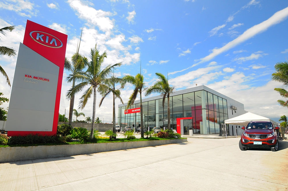 Kia opens newest dealership in Calapan, Mindoro