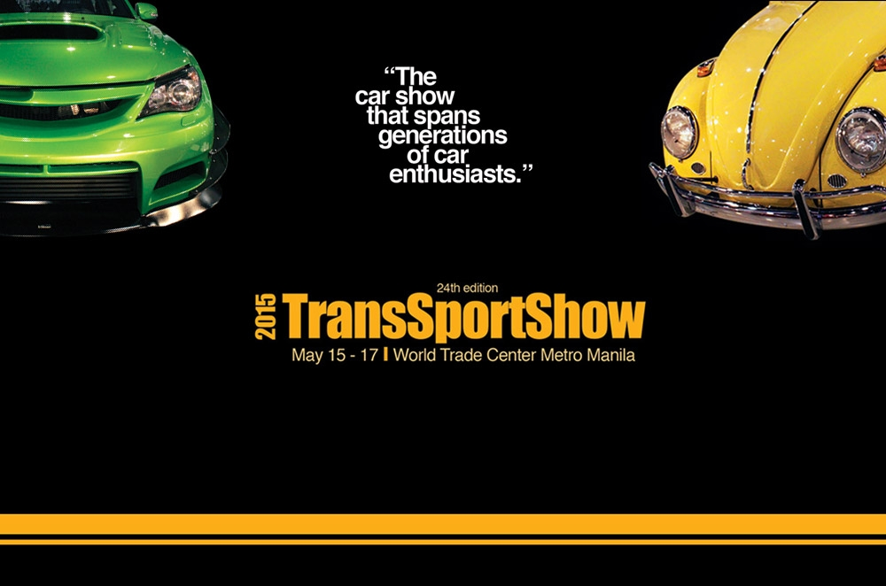 24th Trans Sport Show to be staged at the World Trade Center on May 15 - 17