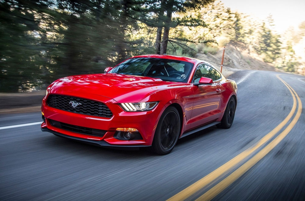 Ford Ph launches all-new Mustang with 2 flavors: EcoBoost and V8 GT