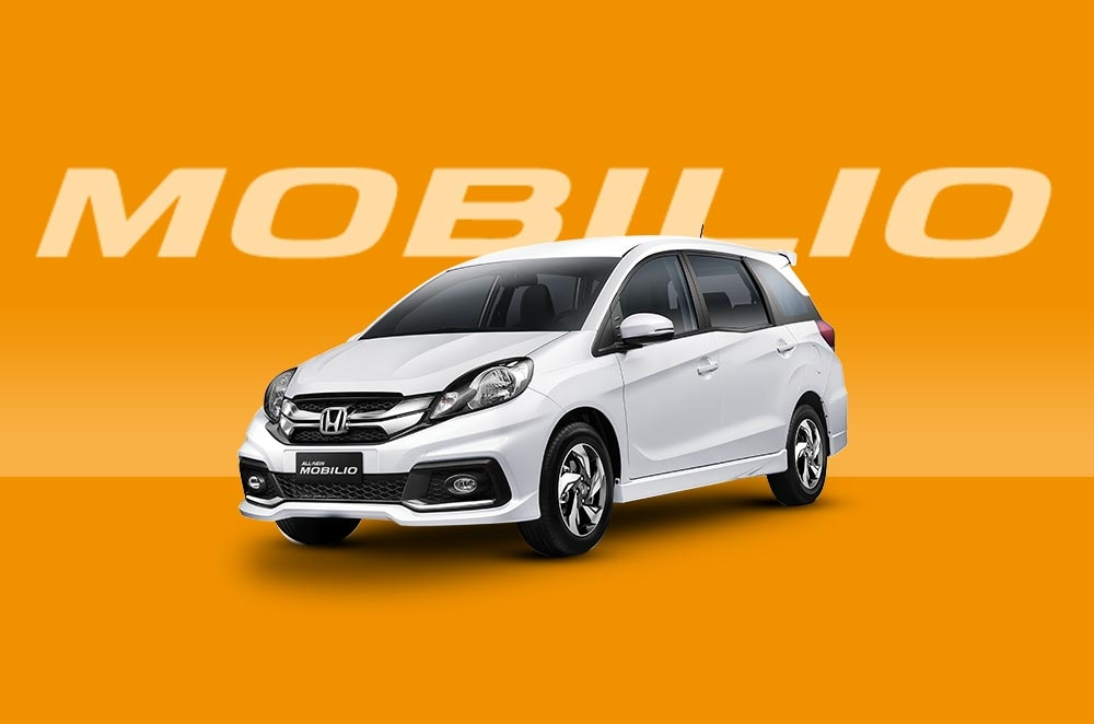 The all-new Mobilio is Honda's first-ever 7-seater mini MPV