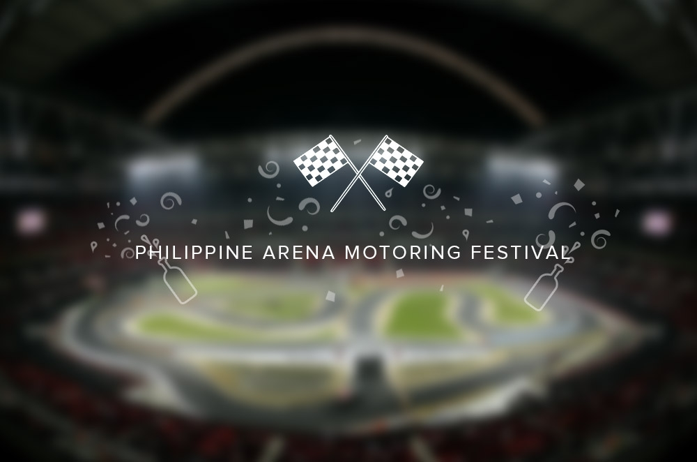 2015 Philippine ARENA Motoring Festival is all set on May 23 to 24