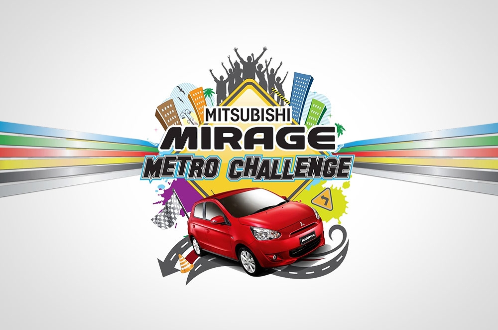 MMPC holds first-ever Mitsubishi Mirage Metro Challenge