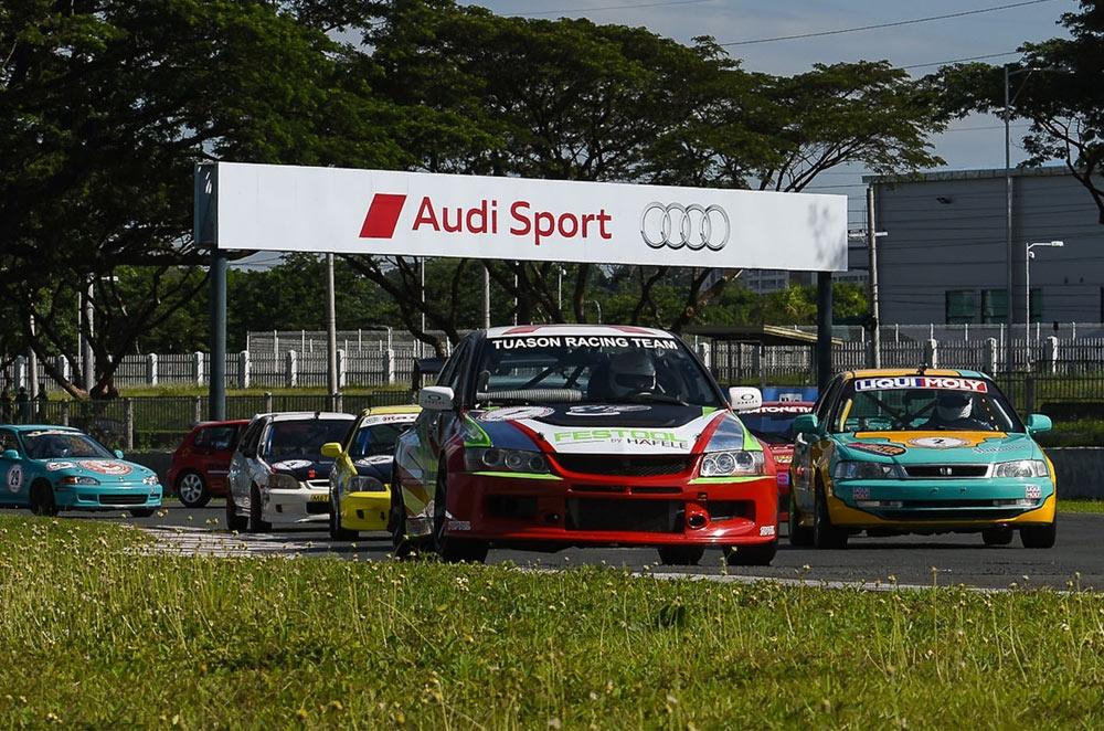 Kaikkonen dominates Rd. 1 of the 2015 Philippine GT Championship