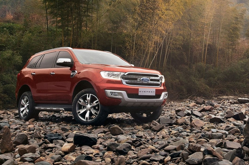 Ford Ph launches all-new Everest with prices starting at P1.339-million