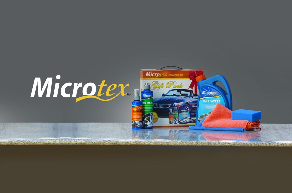Receive a Microtex Car Care Kit for every successful purchase through AutoDeal
